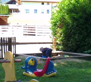 Les jeux du jardin Familien-Landhotel Stern