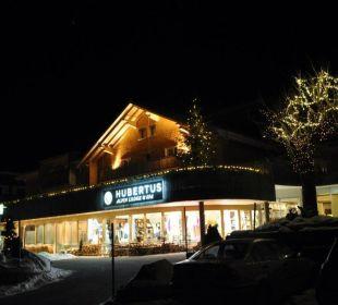 Winterzeit genießen im Yoga Hotel Hubertus Alpin Lodge & Spa