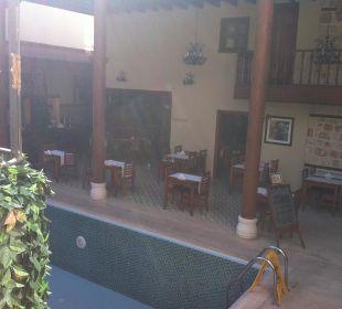 Pool/Restaurant Mediterra Art Hotel