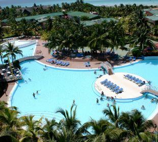 Basen Barcelo Solymar Beach Resort