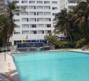 Außenansicht Richtung Meer Nautilus, a SIXTY Hotel
