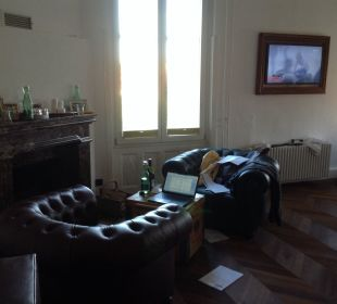 Schlaf/ Wohnzimmer Hotel Wiesler