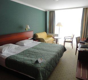 Großes Zimmer Hotel Golf