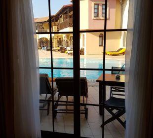 Doppelzimmer superior seitlich Meerblick  Anthemus Sea Beach Hotel & Spa
