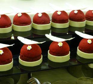 Köstlichkeiten soweit das Auge reicht Sensimar Side Resort & Spa
