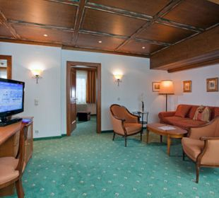 Familien Appartement Hotel Post