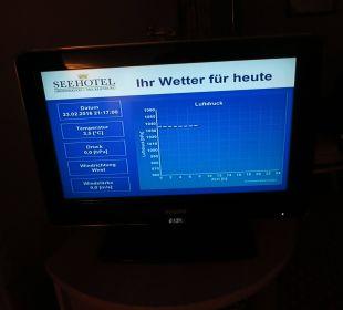 Hotel-Seite im TV Seehotel Großherzog von Mecklenburg