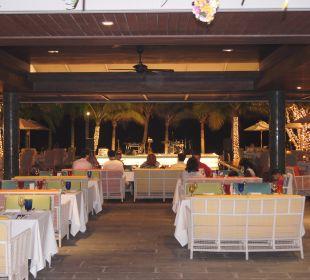 Restaurant am Pool Hotel Rest Detail Hua Hin