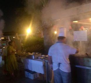 Ein super Dank an alle Köche Sunis Elita Beach Resort