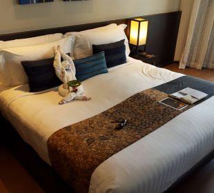 Deluxe sea View ohne Balkon Anantara Bophut Resort & Spa