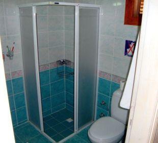 Die Dusche Blue Lagoon Hotel Oludeniz