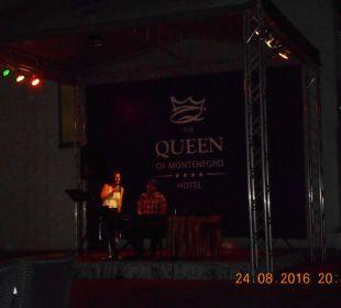 Live-Musik Hotel Queen of Montenegro
