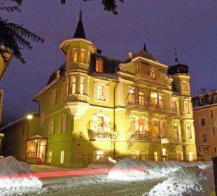 Winter Hotel Villa Rein