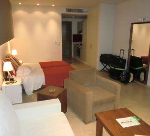 Doppelzimmer mit Meerblick  Hotel Royal Heights Resort