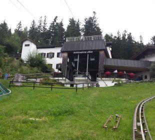 Bergstation Alpenhotel Schliersbergalm
