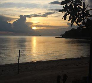 Sonnenuntergang Hotel Mai Samui Beach Resort & Spa