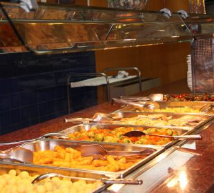 Restaurante Buffet Hotel Xaine Park