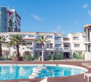 Pool Ushuaia Ibiza Beach Hotel - The Tower / The Club