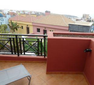 Balkon 1 Hotel Luz Del Mar