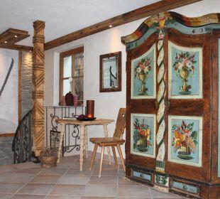 Eingangsbereich Haus Buchhammer Haus Buchhammer