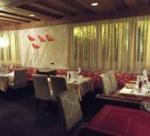 Une autre salle restaurant Hotel Edelweiß