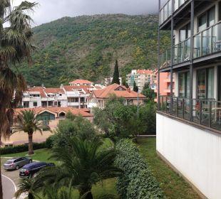 Ins Landesinnere Hotel Queen of Montenegro