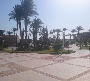Garten Hotel Iberotel Makadi Beach