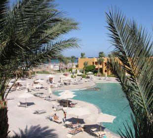 Poolblick Stella Di Mare Beach Resort & Spa Makadi Bay