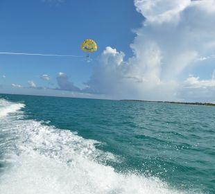Parasailing Secrets Maroma Beach Riviera Cancun