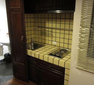 Küche Hotel Siam Heritage