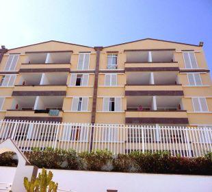 Außenansicht Hotel Dorotea
