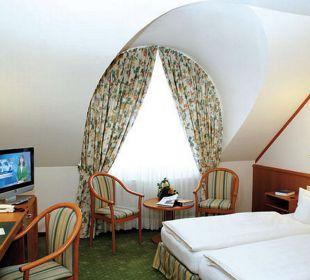 Zimmer im 2.Stock Hotel Ambiente (Hotelbetrieb eingestellt)