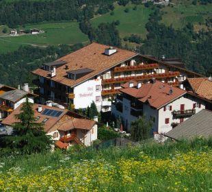 Blick auf den Verdinserhof vom Ort