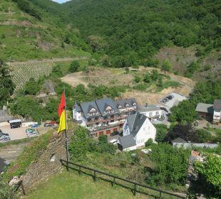 Blick auf das Hotel Am Klosterberg Hotel Lipmann Am Klosterberg / Altes Zollhaus