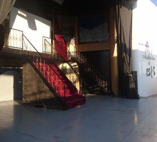 Amphietheater Hotel Club Kastalia