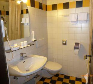 Badezimmer Family Hotel Schloss Rosenegg
