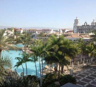Blick aus der Junor Suite Lopesan Villa del Conde Resort & Spa