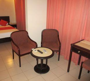 Sitzecke Shalimar Hotel