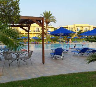 Blick auf Poolanlage Hotel Horizon Beach Resort