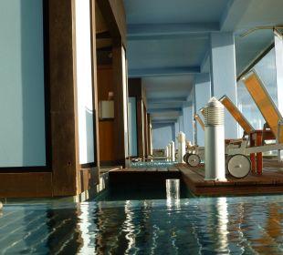 Im Wellnessbereich Lopesan Villa del Conde Resort & Spa