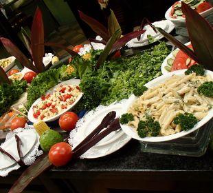 Salatbuffet Hotel & Club Punta Leona