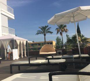 Dachterrasse JS Hotel Sol de Alcudia