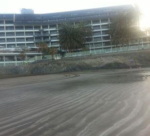 Vom Strand  Hotel Dunas Don Gregory