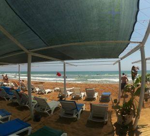 Gepflegter Strand! Hotel Can Garden Resort