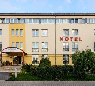 Hoteleingang Businesshotel Berlin