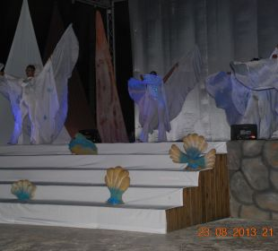 Abendprogramm Dreams La Romana Resort & Spa
