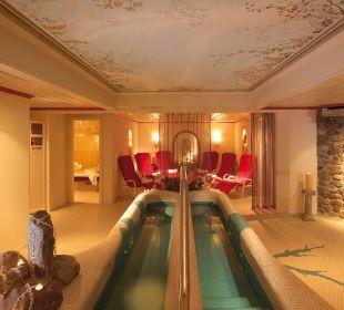 Wellnessbereich Pfefferkorn's Hotel