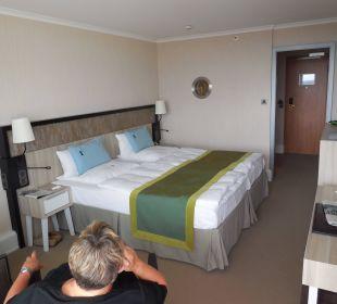 Geschmackvoll und sauber Hotel Neptun