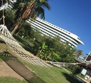 Gartenanlage Hotel Concorde De Luxe Resort