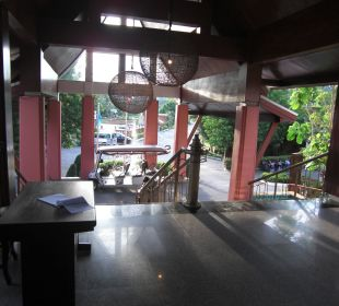 Eingang Samui Buri Beach Resort & Spa